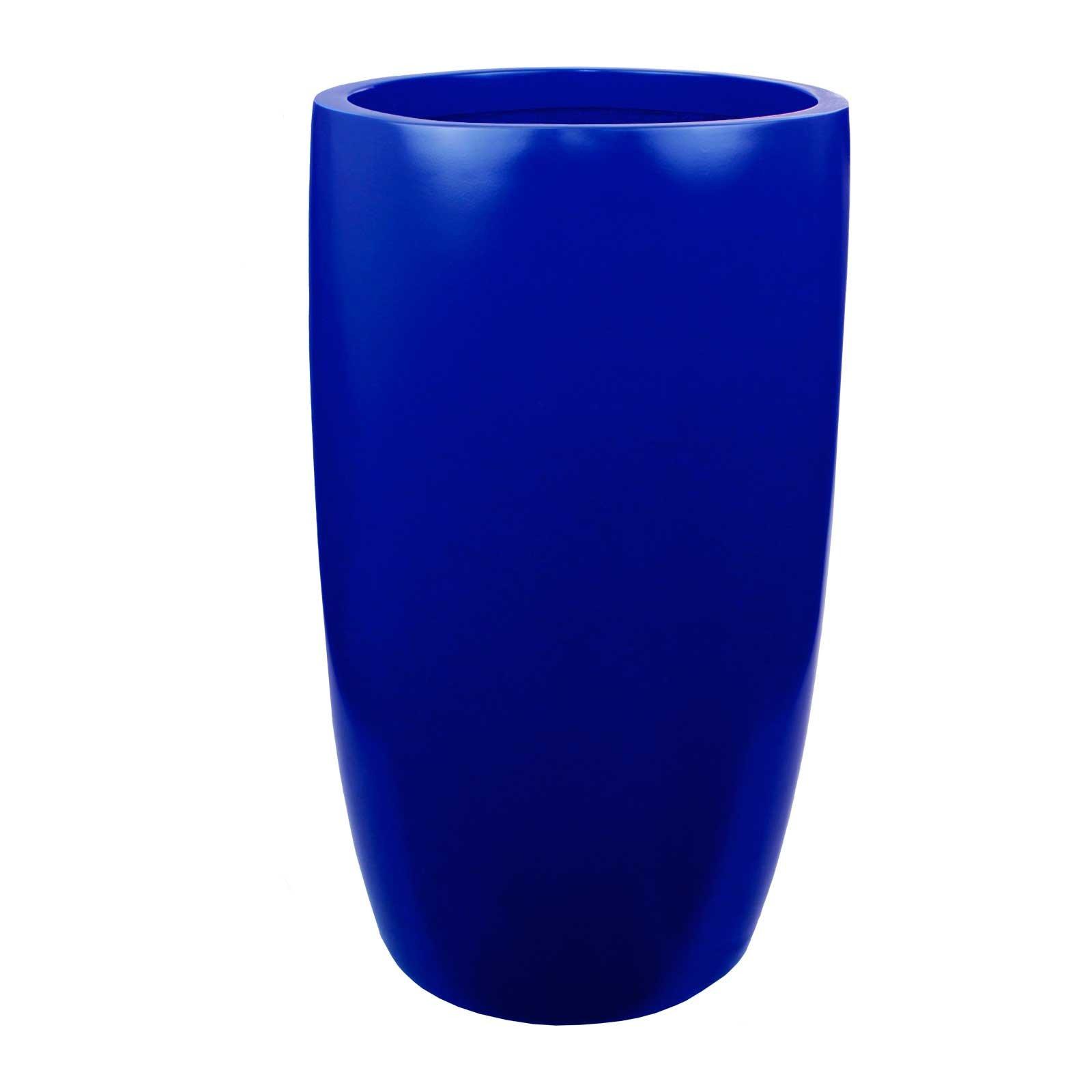 Round Plant Pot - Fiberglass - 14'/18'/24' Diameters