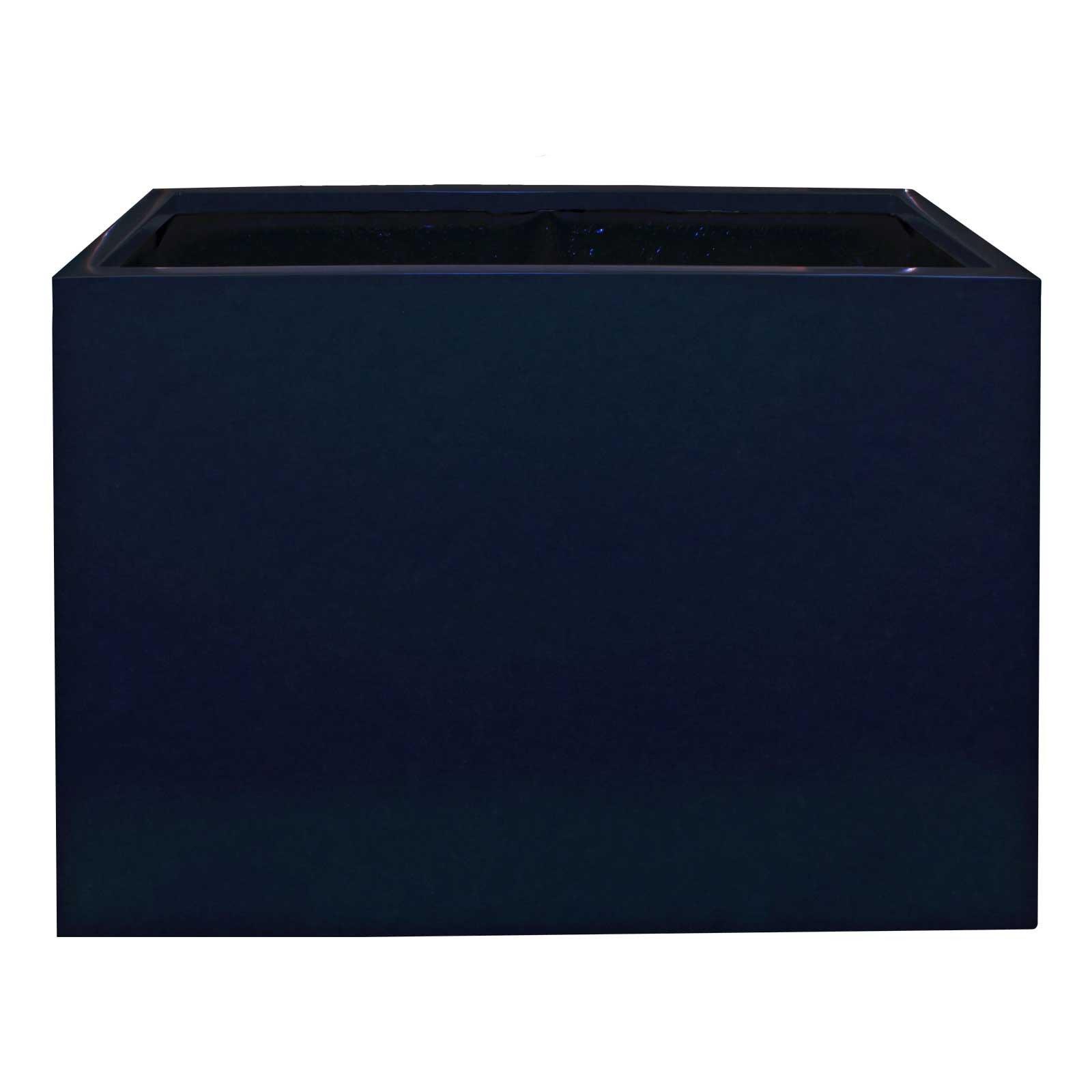 Modern Planter Boxes - Fiberglass - 24' Tall, (36'/48'/60' Length; 16'/24' Width)
