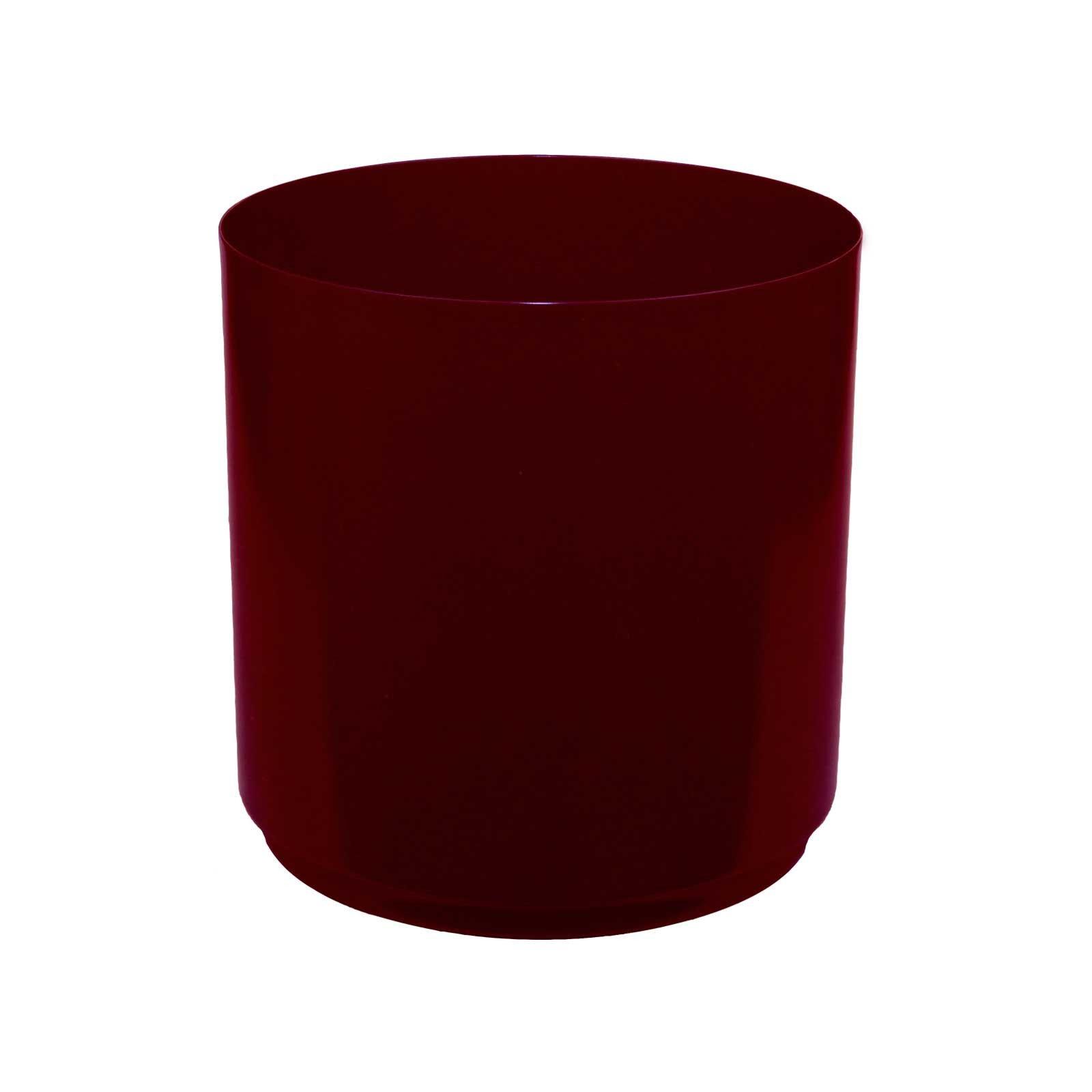 Large Round Metal Planter - Aluminum - 13'/16'/20'/24' Diameter