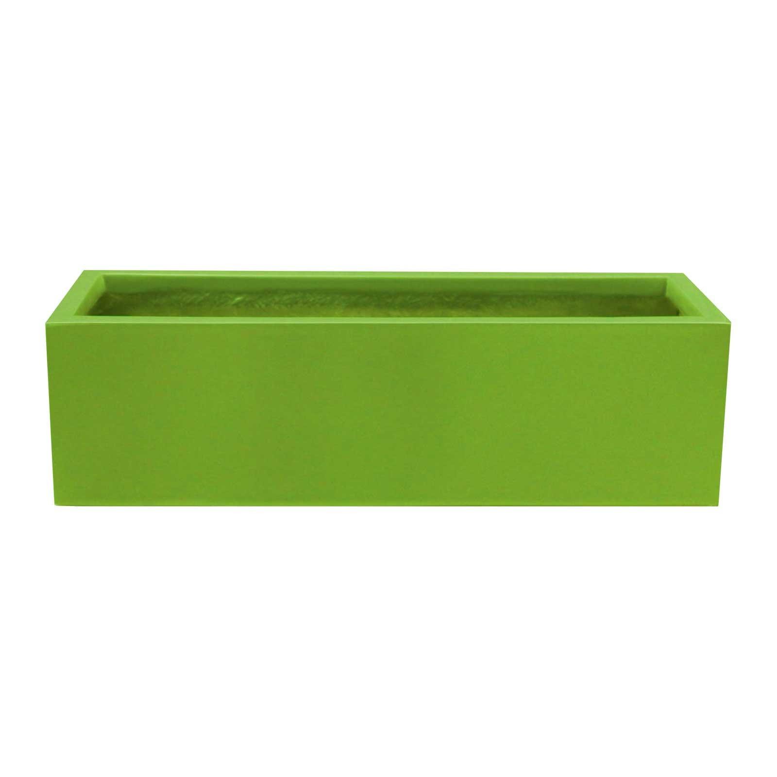 Low Profile Planter Boxes - Fiberglass - 12' Tall, (36'/48' Length; 14'/24' Width)