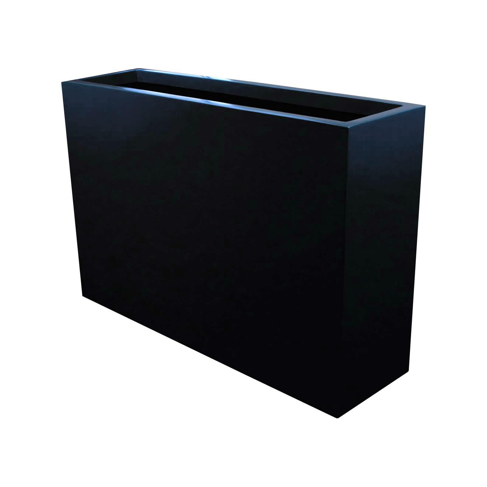 Narrow Planter Boxes - Fiberglass - 24' Tall, (24'/36' Length, 10' Width)