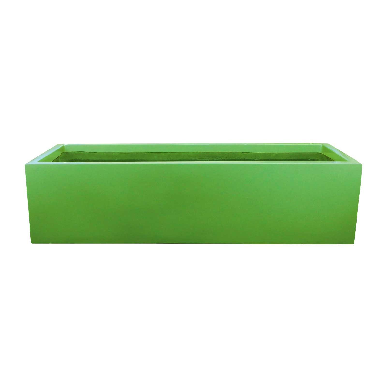 Deck Planter Box - Fiberglass - 48'L x 18'W x 12'H