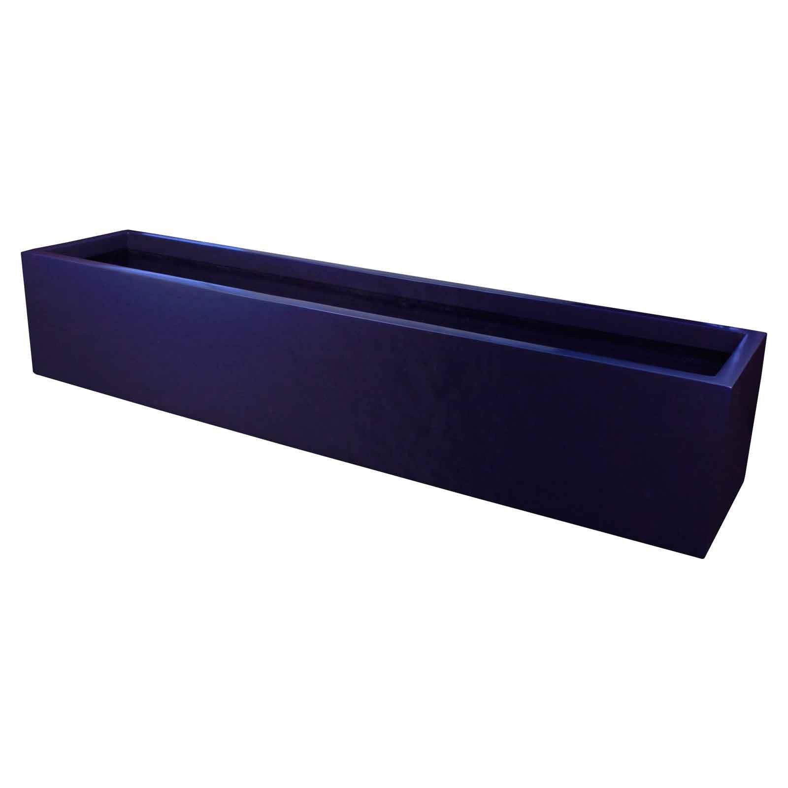Long Planter Box - Fiberglass - 65'L x 14'W x 12'H