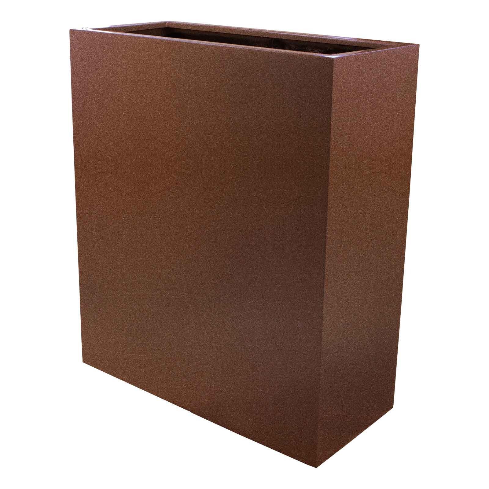 Tall Planter Boxes - Fiberglass - 42' Tall, (36'/48' Length; 16' Width)