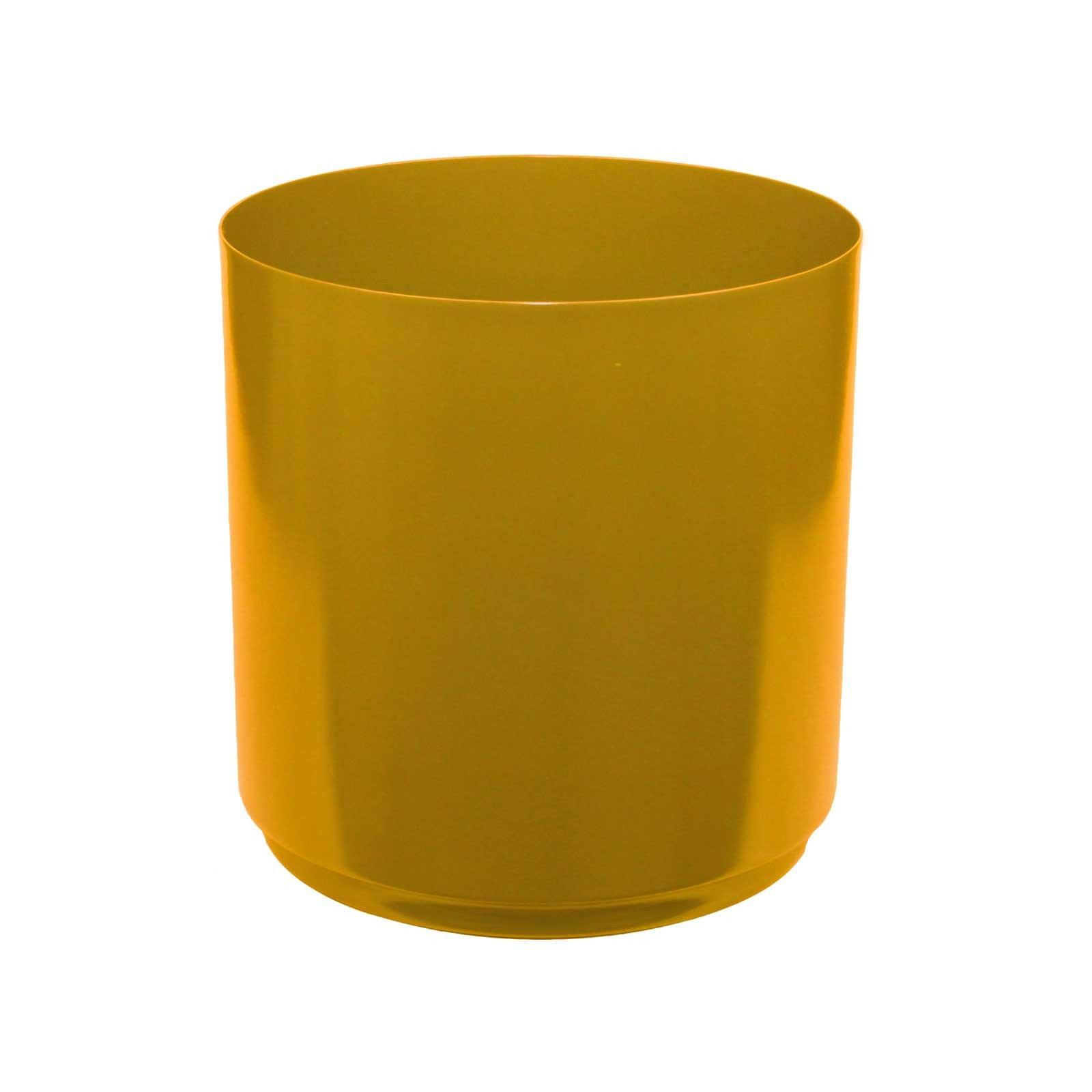 Oso Polar Small Aluminum Cylinder Planter