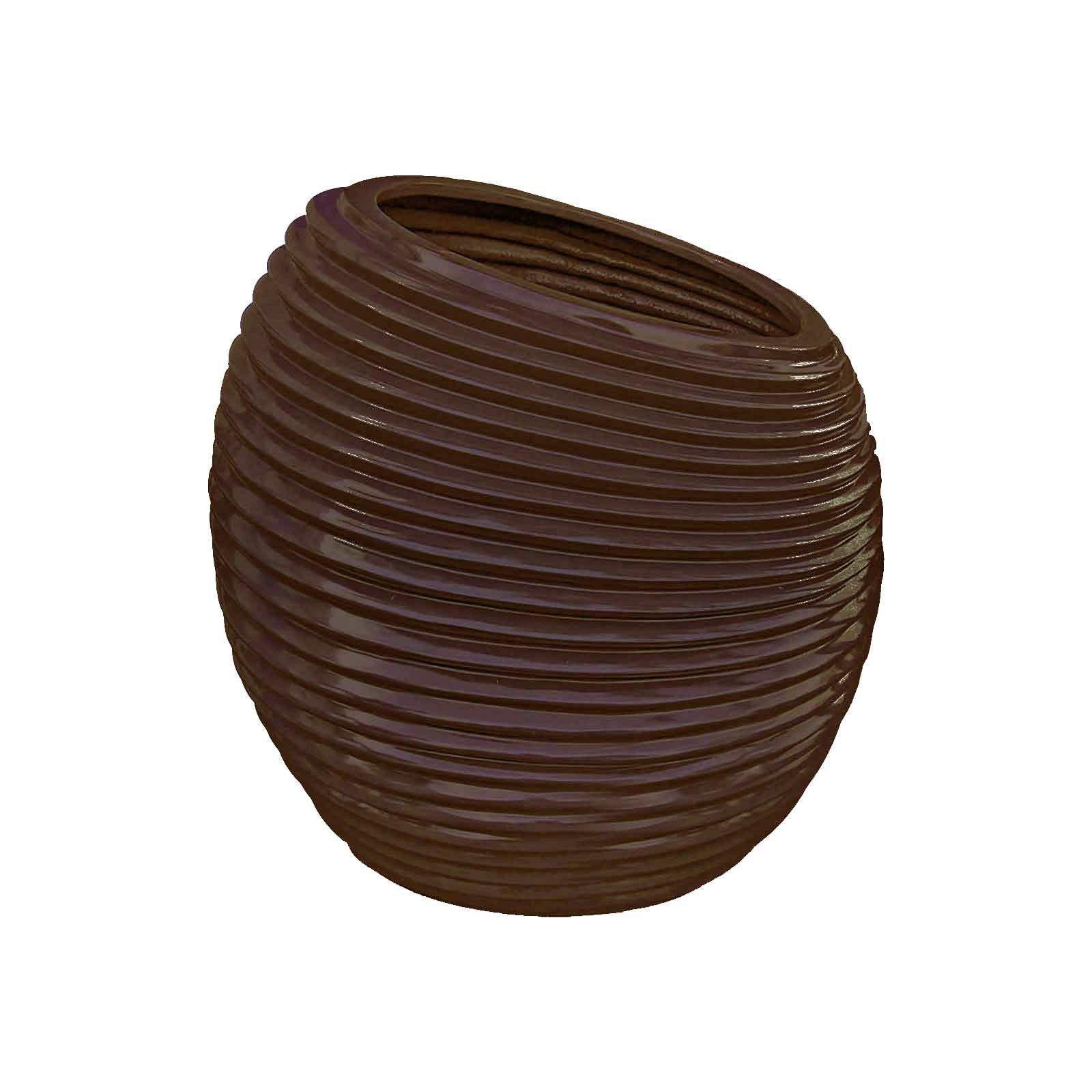 Spiral Indoor/Outdoor Round Planter – 26'